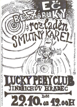 Lucky Pery 2016